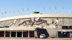 Resultado de imagen para estadio olimpico universitario