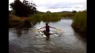 kayac de pvc - YouTube