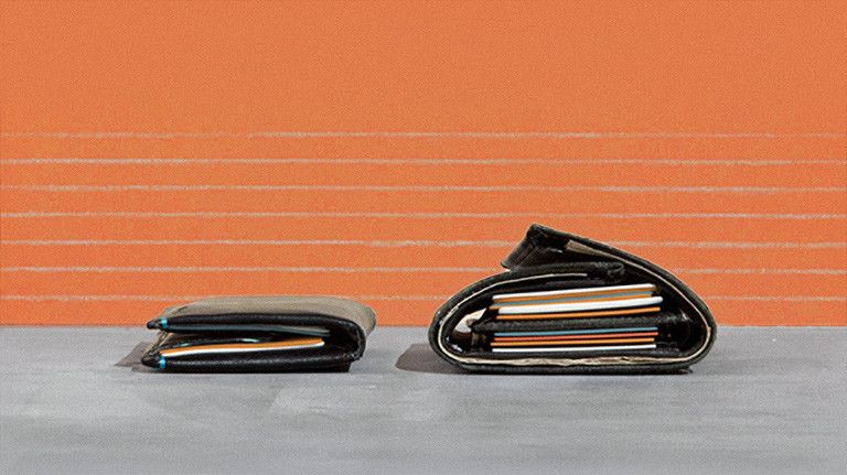 Slim Your Wallet - Slim Leather Wallets by Bellroy