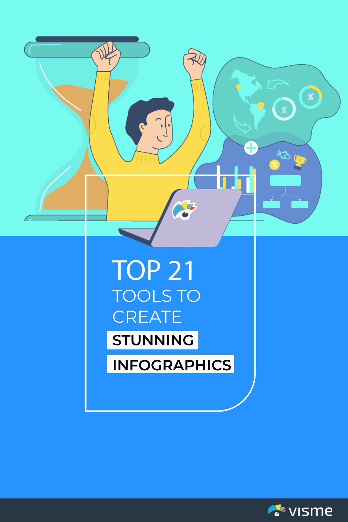 These 21 Tools to Create Infographics Will Save You Tons