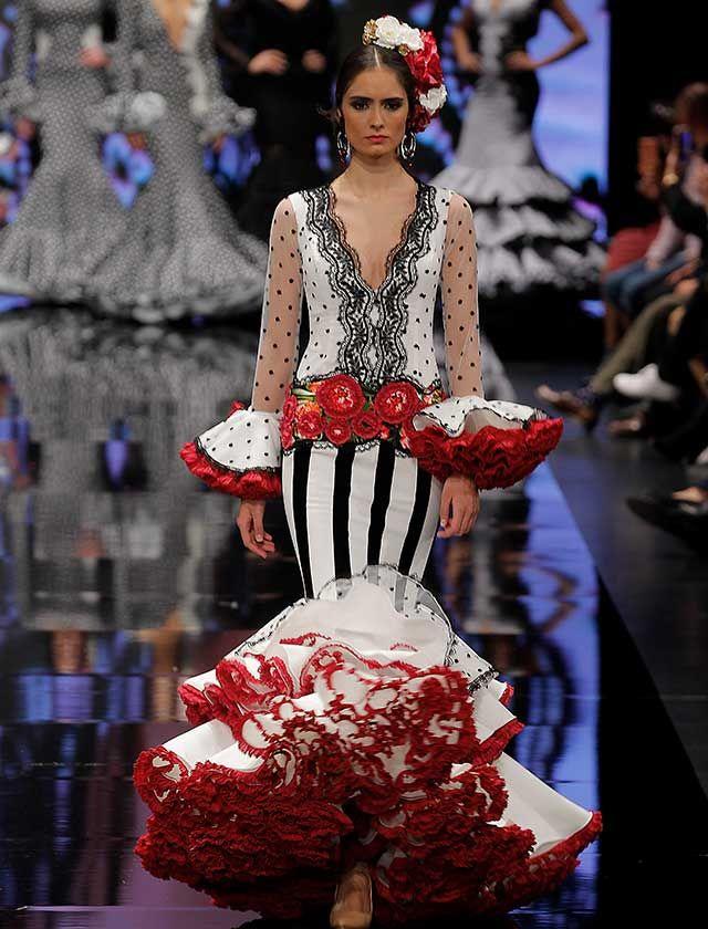 precio loco Precio 50% variedades anchas SIMOF 2018: Teressa Ninu Atelier, en fotos | Trajes de flamenco ...