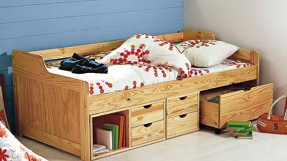 Wooden Beds for Kids Bedroom | Kid beds, Kids wooden bed, Kids