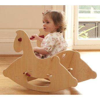 Moover - wooden rocking horse by Moover   the KID who