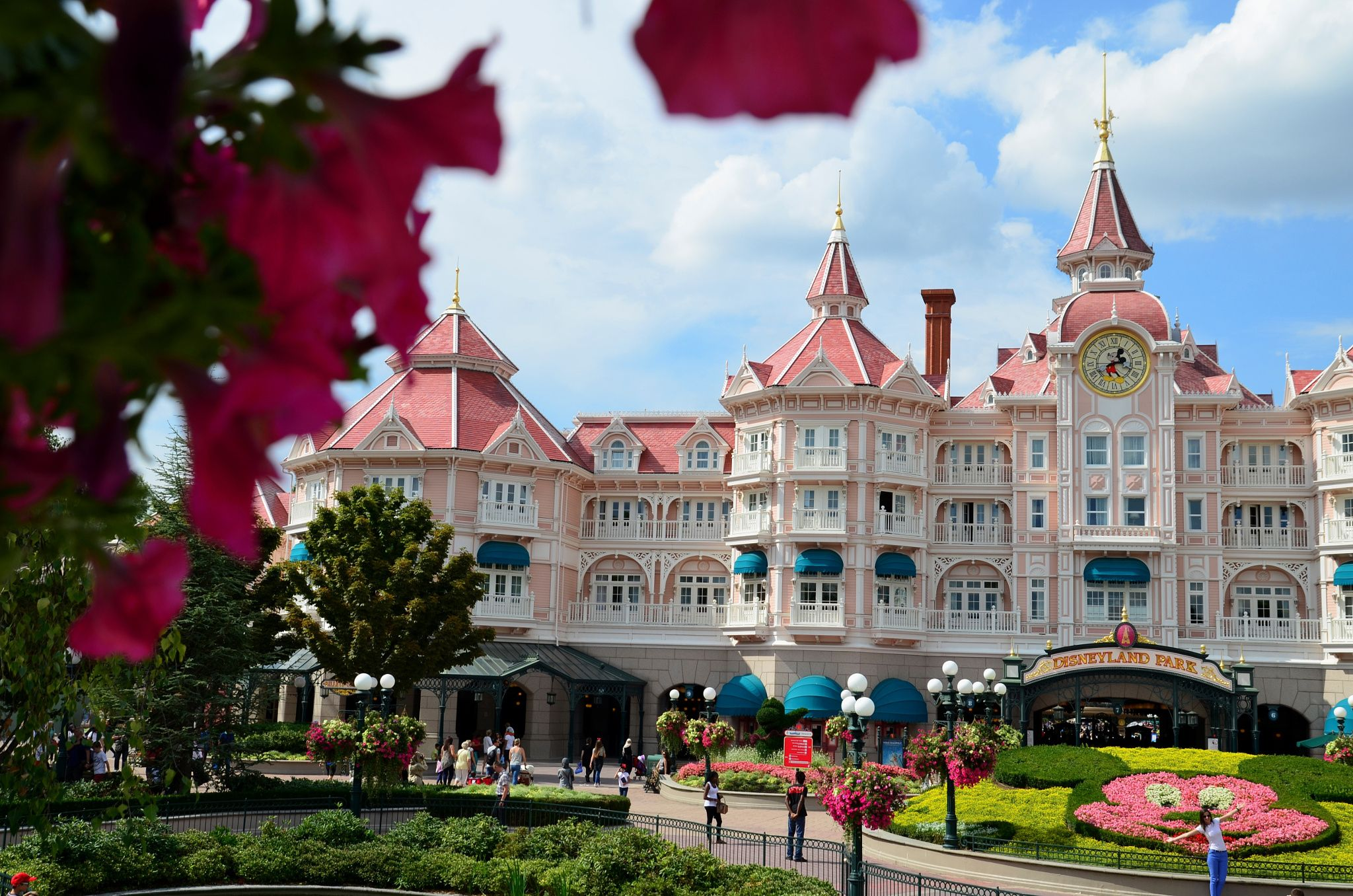 Disneyland - null