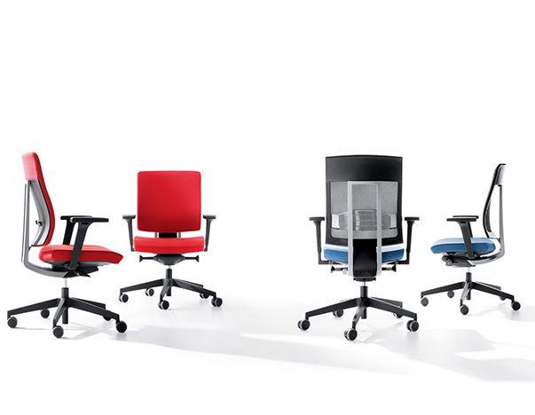 xenon the principle of a single correct working position at a desk
