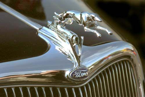 1934 Ford V8 Ford V8 Vintage Classic Car Throwback