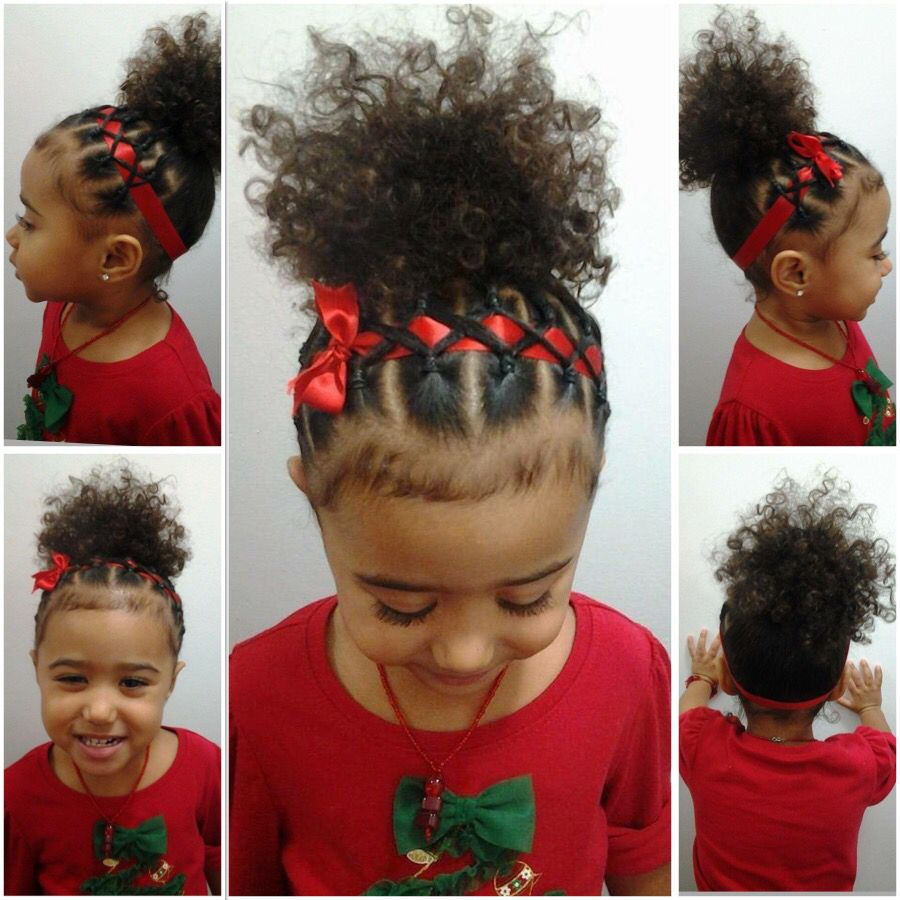 little girls hair style everyday