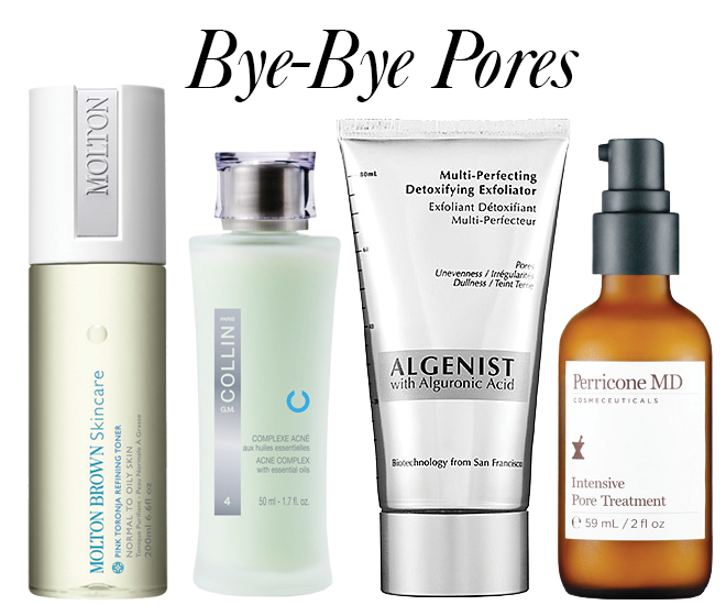 how to make pores amleer