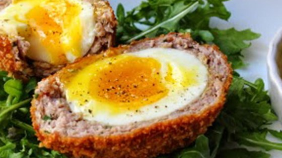 Chef John's Scotch Eggs Video
