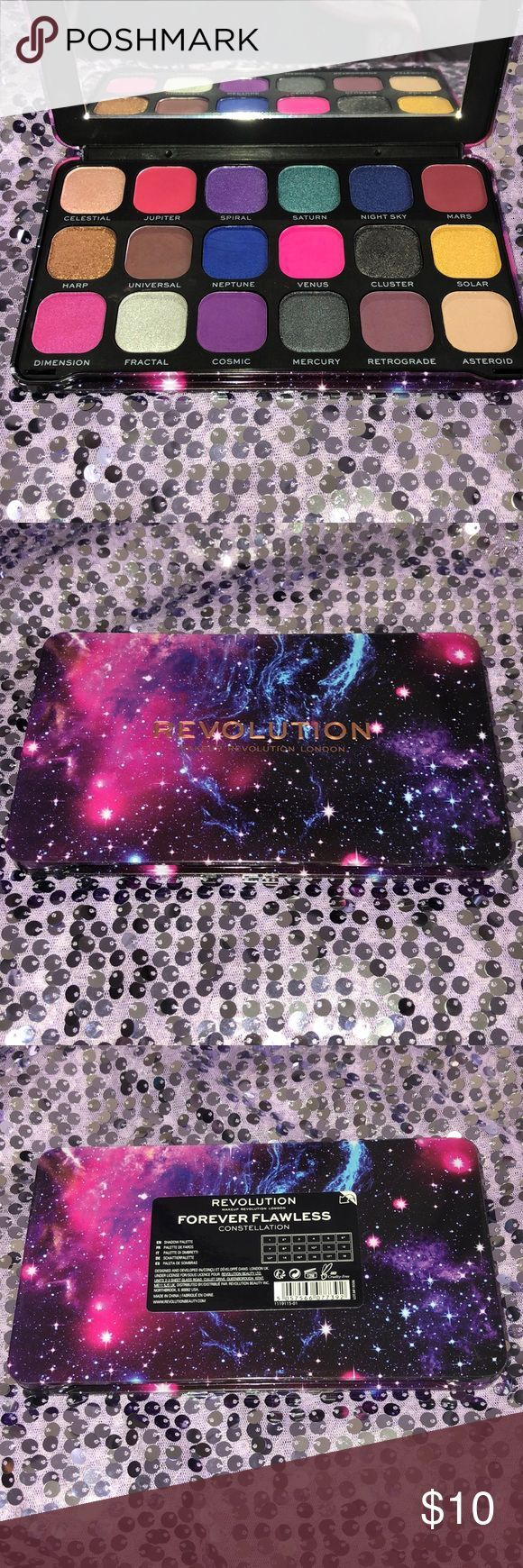 Makeup Revolution Forever Flawless Constellation A few