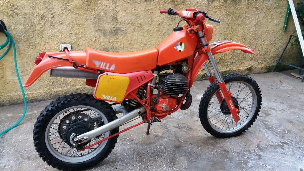 Moto Villa 250 Sm 1982 Vintage Moto Villa Italia