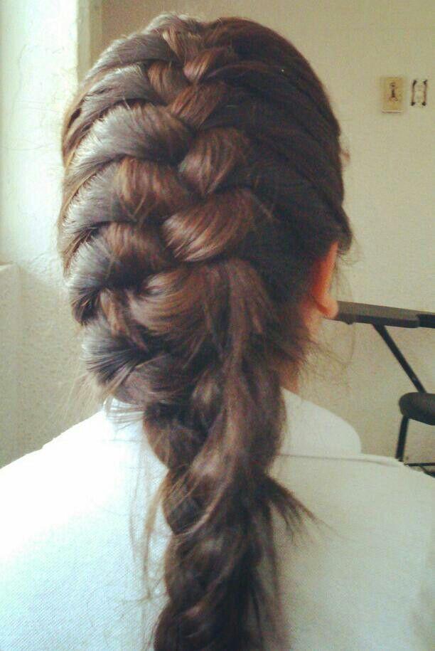 Hair trenza
