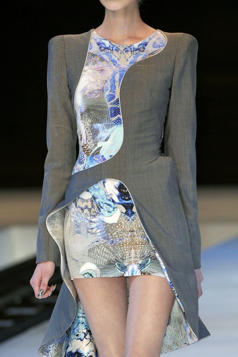 73a45b12a8 Detail of Plato's Atlantis, Alexander McQueen | Fashion Obsession ...
