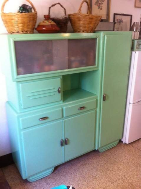 Credenza anni 60 country and shabby vintage vintage for Mobili anni 60