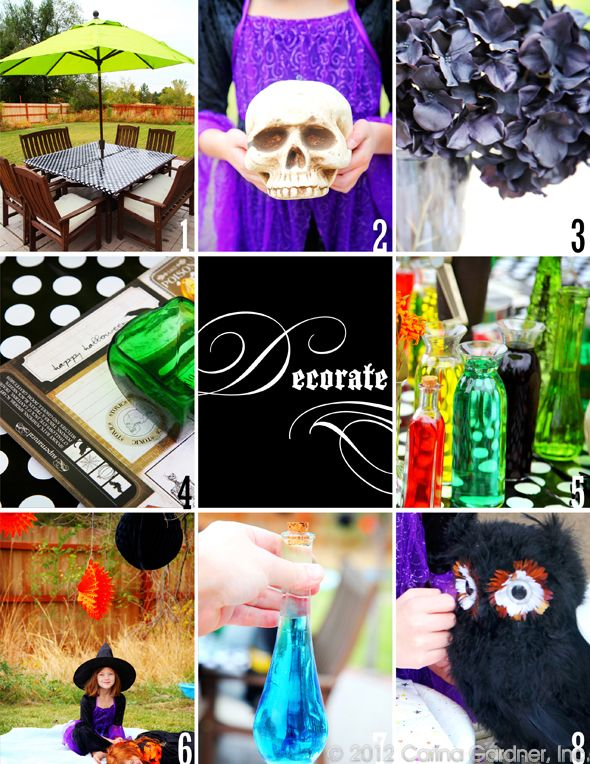 Fun Halloween Decoration ideas! Holiday Pinterest Fun - halloween party centerpieces ideas