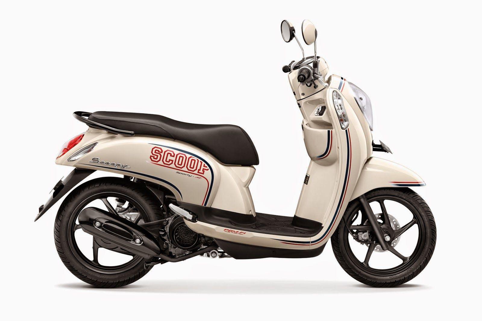 Info Review Dan Harga Jual Online Honda Scoopy Honda Skuter Motor