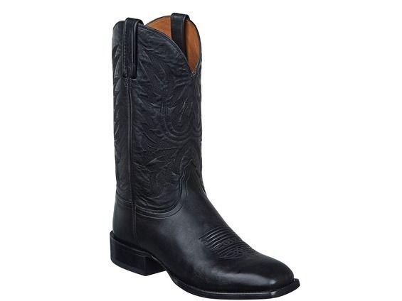 3d5c0fd2f75 Shop New Lucchese M4083.WF Jason Mens Lonestar Calf Leather Western ...