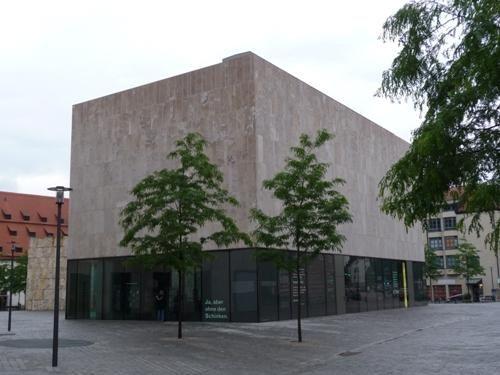 Höfer München jüdisches museum in münchen by andrea wandel andreas hoefer