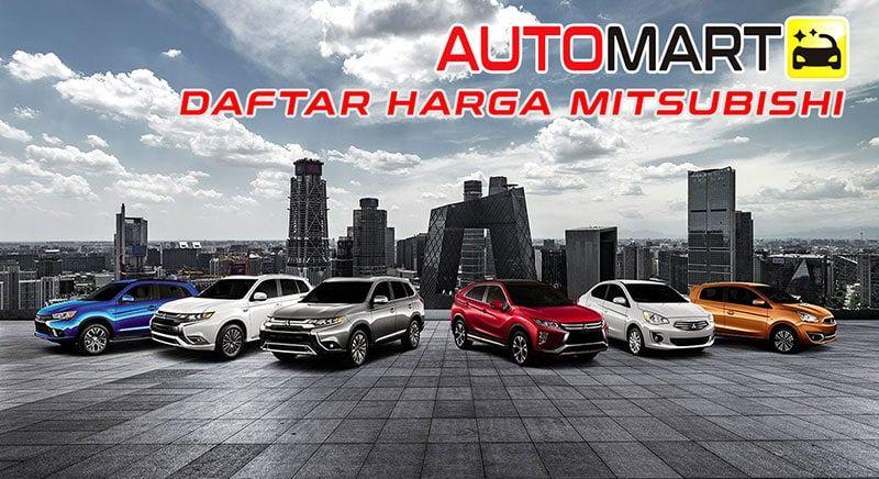 Daftar Harga Mitsubishi Terbaru Automart Id Mobil Baru 4x4 Mobil