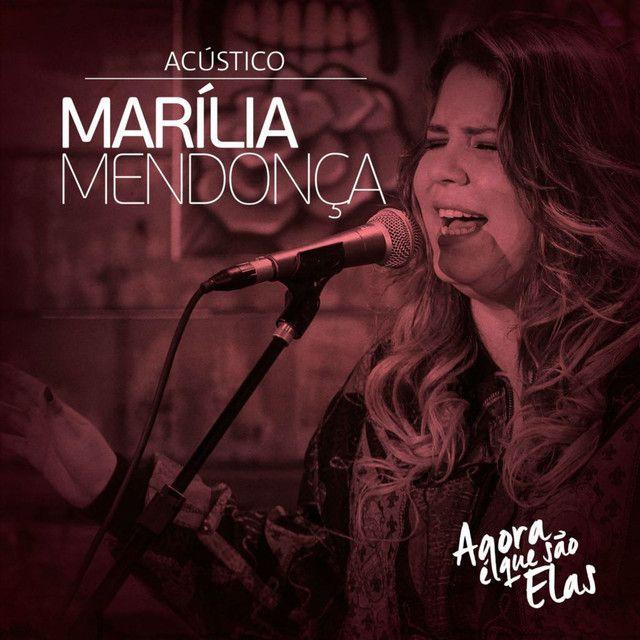 Eu Sei De Cor Ao Vivo Acustico By Marilia Mendonca Added To