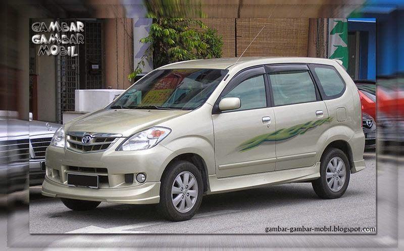 Gambar Mobil Xenia Gambar Gambar Mobil Mobil Toyota Kijang