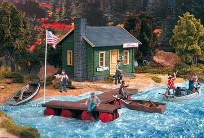 Photo of BAIT & TACKLE SHOP 62103 | PIKO | G SCALE