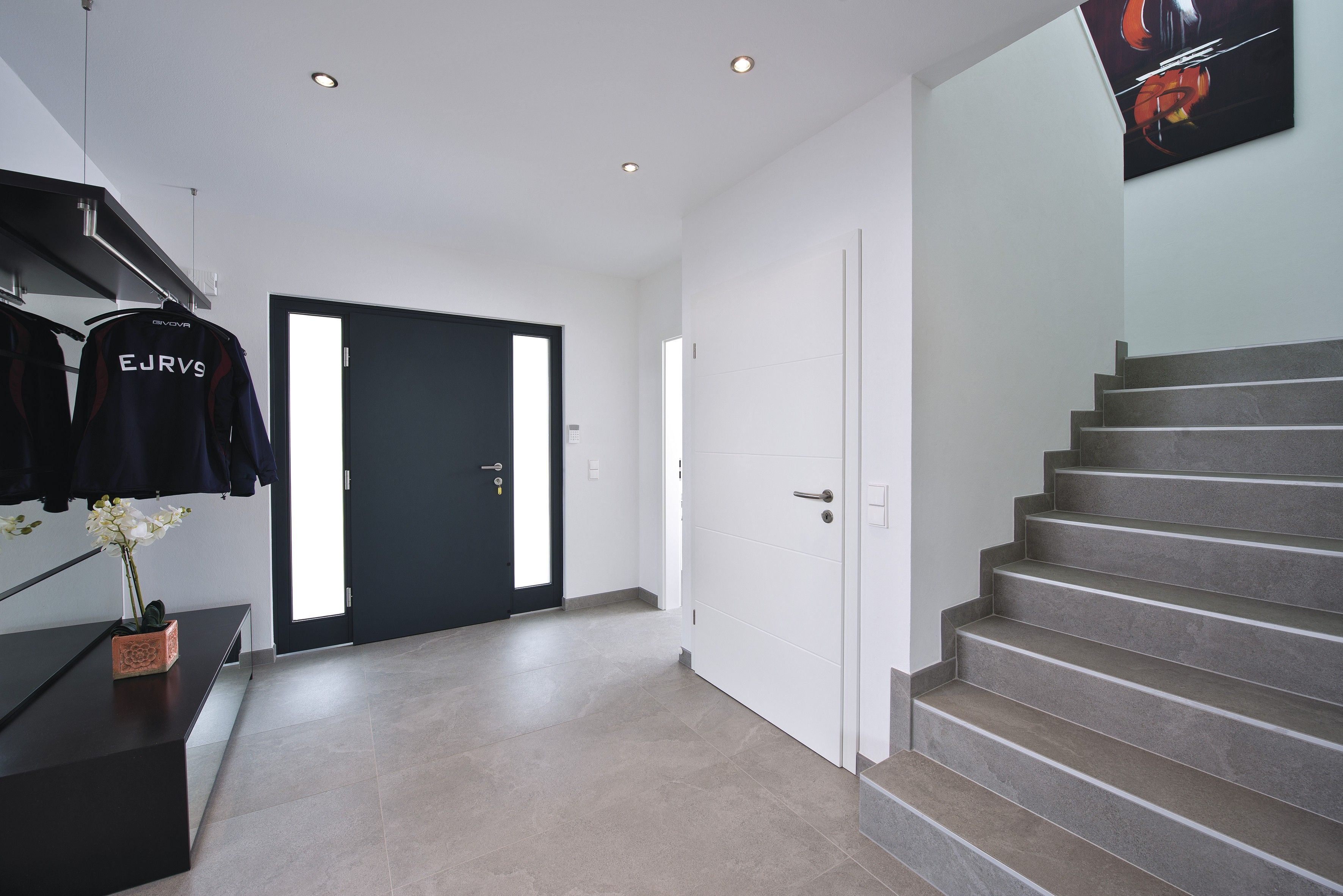 Haustr eingang treppe frontdoor entrance staircase