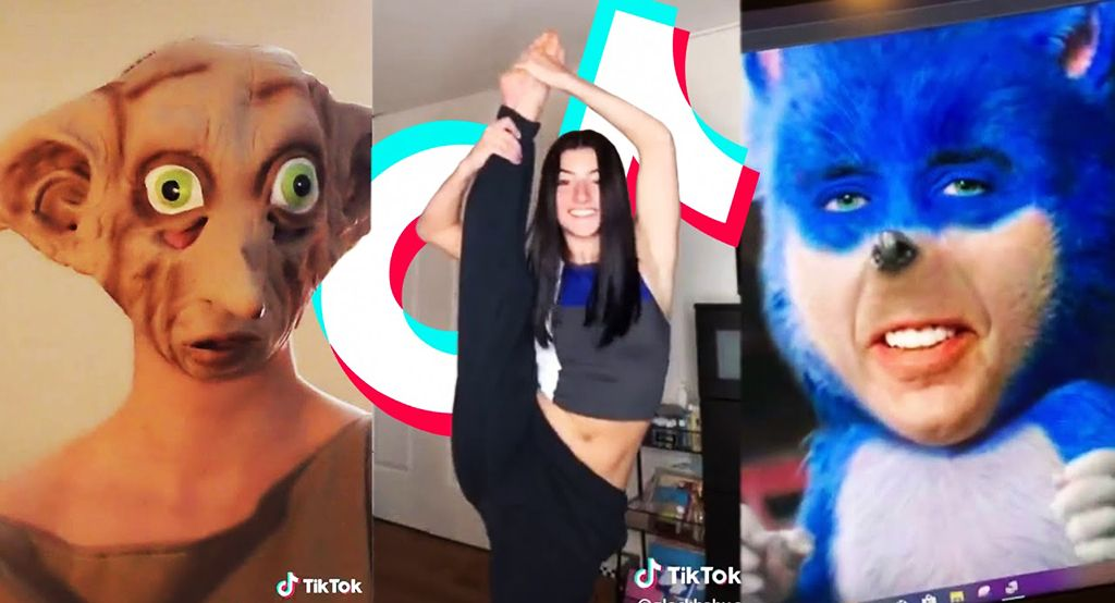 6 Tiktok Trends You Need To Know About In 2020 Wayne Sermon Memes Imagine Dragons