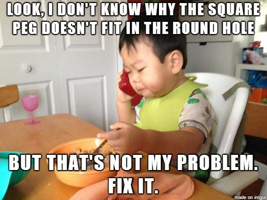 Funny Meme Upload : This is what happens when you upload a funny photo of your baby to