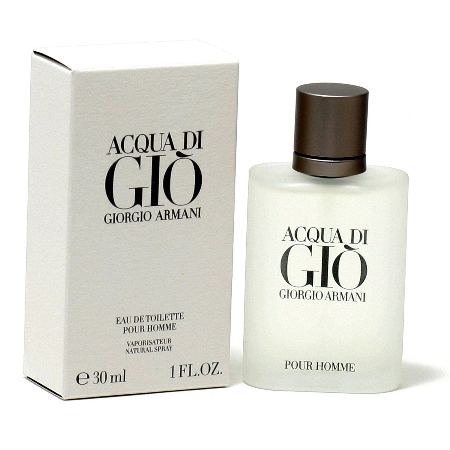51cad657784e ACQUA DI GIO FOR MEN BY GIORGIO ARMANI - EAU DE TOILETTE SPRAY ...