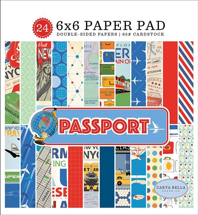 Echo Park ~ SUMMER DREAMS ~ 6x6 Paper Pad 24 pcs