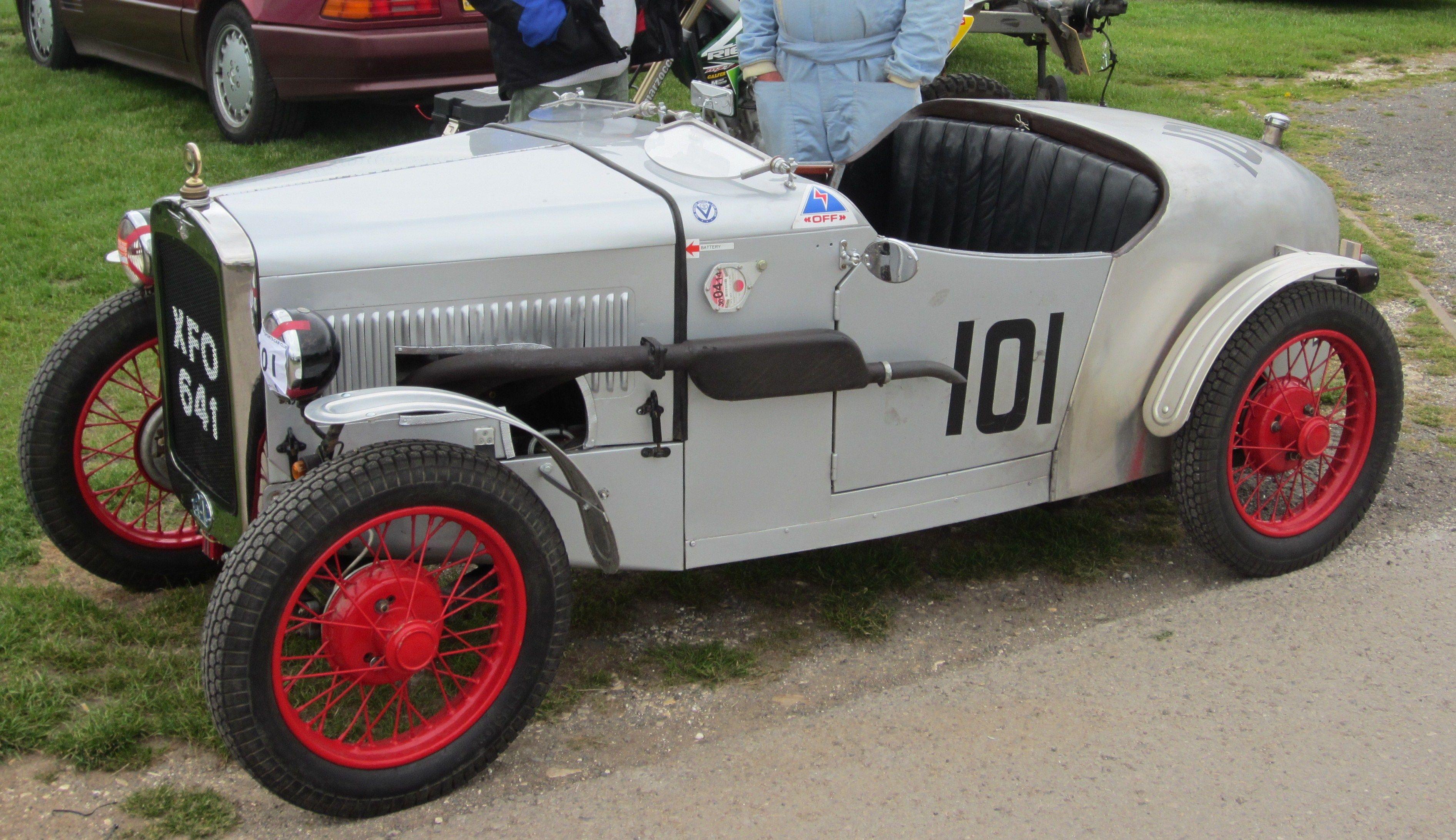 1934 Austin 7 Special 750cc | Froggies vintage racing tin ...