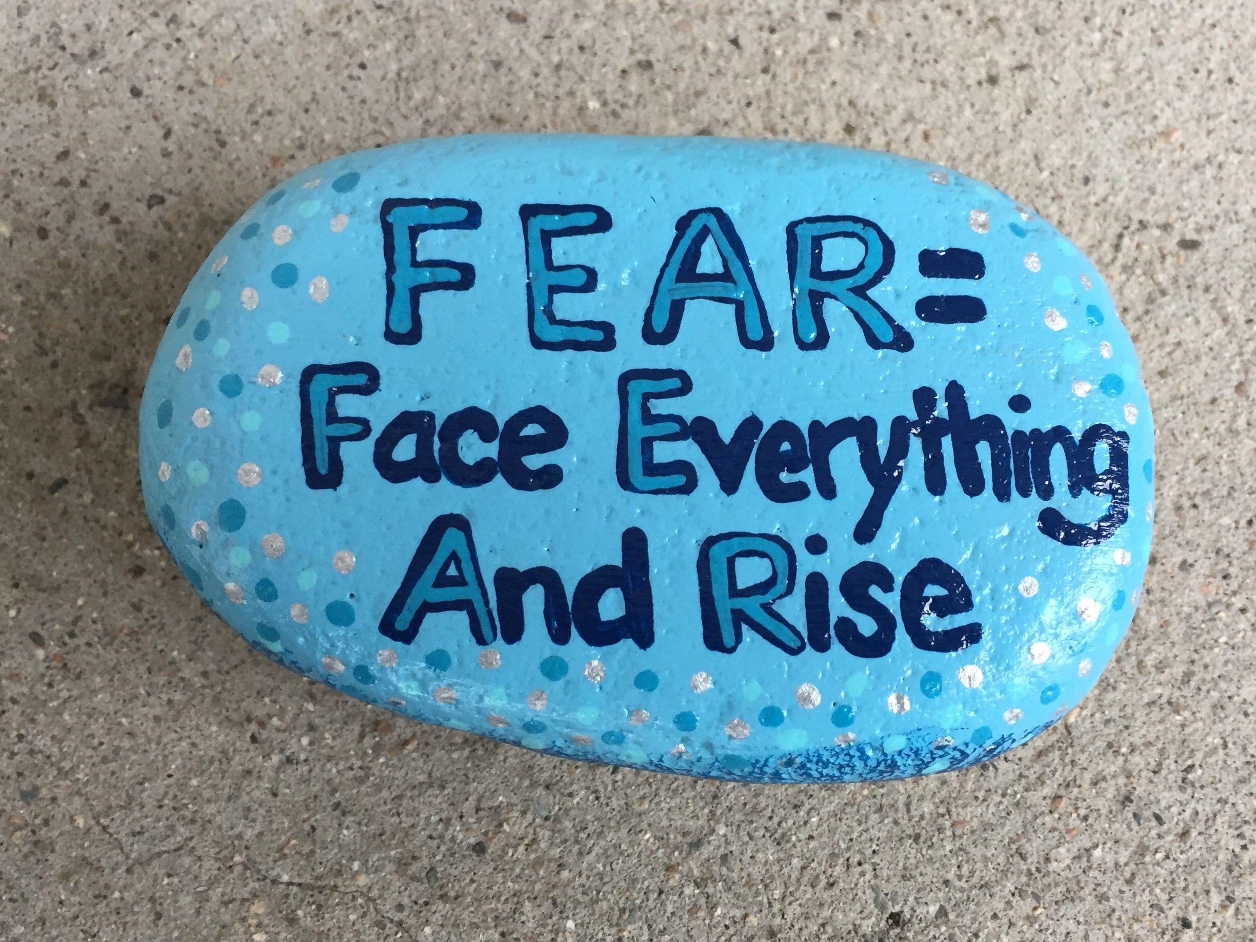 Facing My Fears