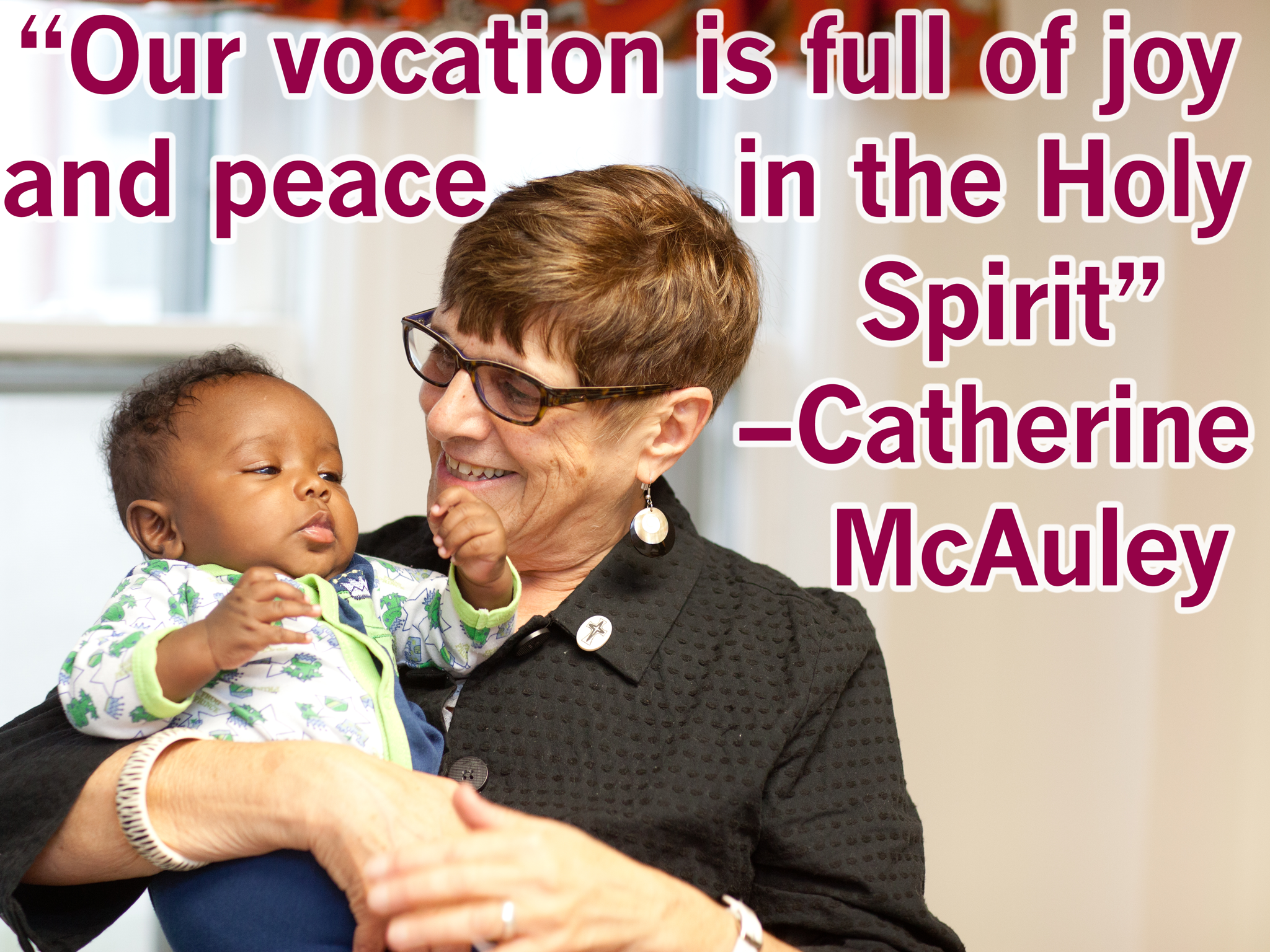 How did Catherine McAuley contribute to the community?