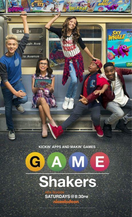 Game Shakers Con Imagenes Series De Nickelodeon Actrices