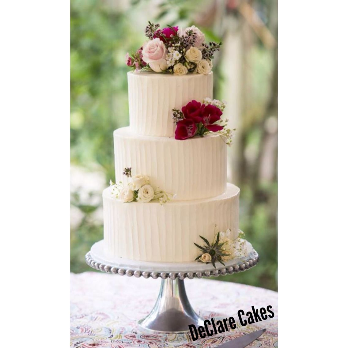 Awesome DeClare Cakes, Charleston, SC. Wedding Cake Declarecakes.com