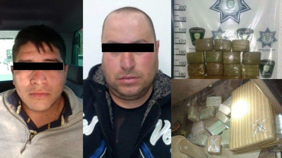 Decomisan droga, armas vehículos en diferentes puntos de la sierra; hay dos detenidos | El Puntero