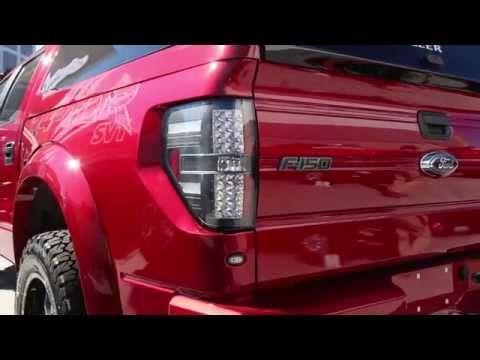 Spyder Auto Ford F150 09 14 Led Tail Lights Black 2014
