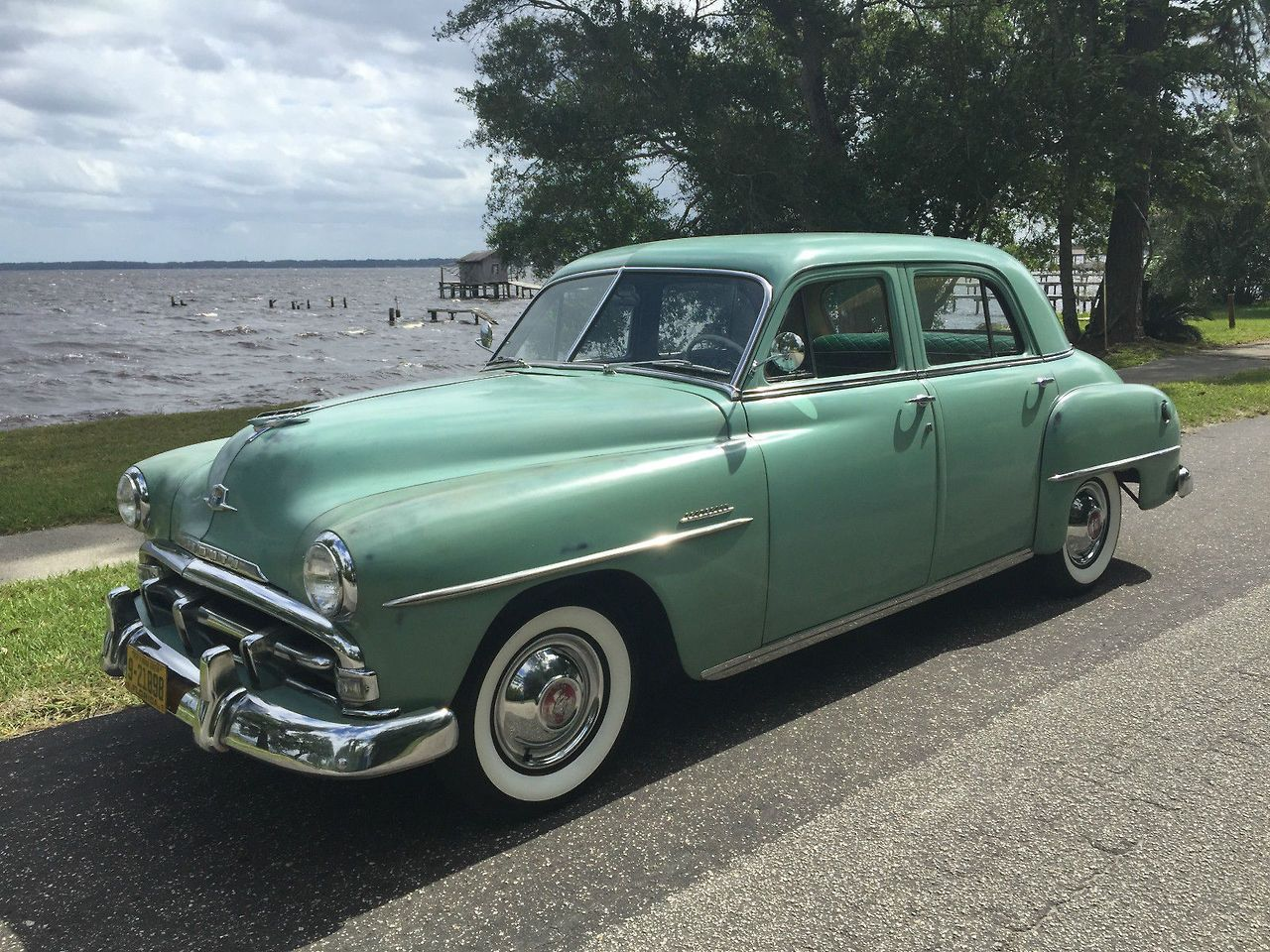 1951 Plymouth Cranbrook 4 Door Sedan Plymouths Cars Chevy 2 For Sale