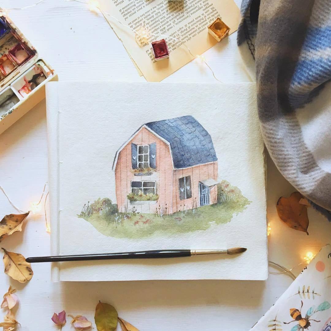 Francesca Buchko Illust Pinterest