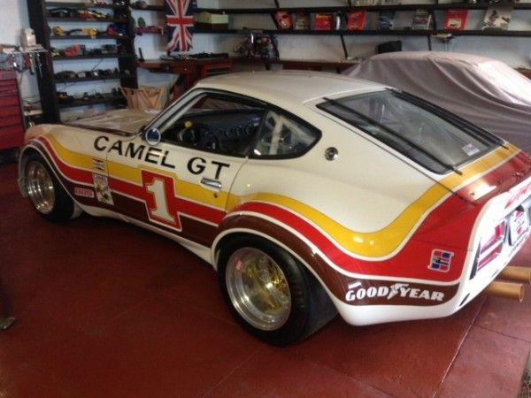 Datsun 240Z260Z Bob Sharp IMSA Camel GT Pace Car  Paint