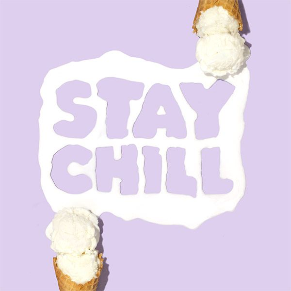Stay Chill #artdirection