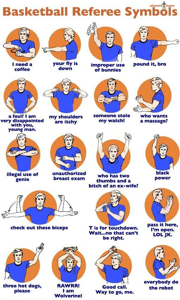 Basketball Referee Symbols Humor Pinterest Referee Sports