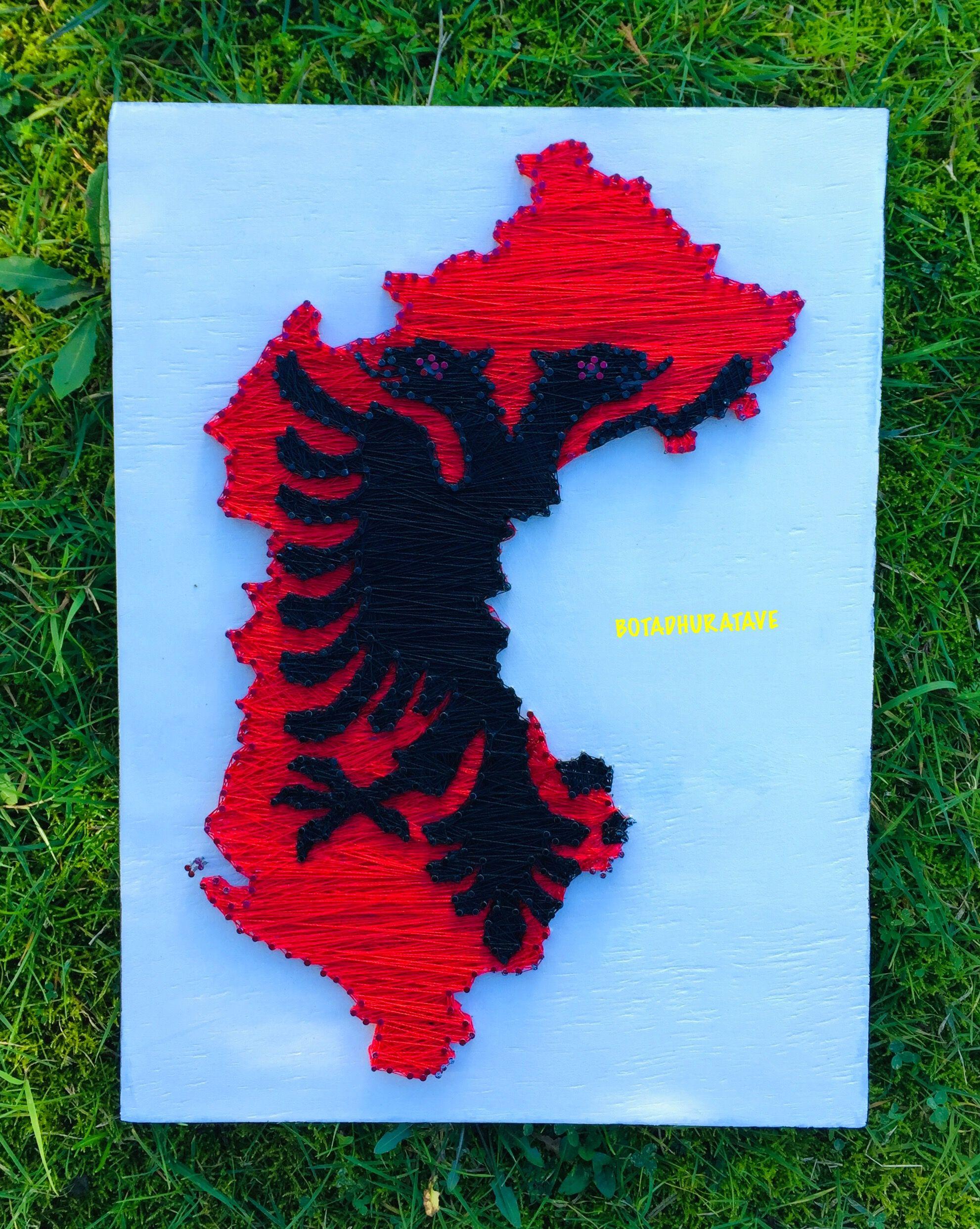 albania kosovo flag shqiperi shqiperietnike shqip