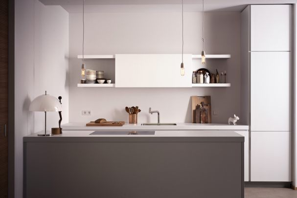 White Cube Kitchens