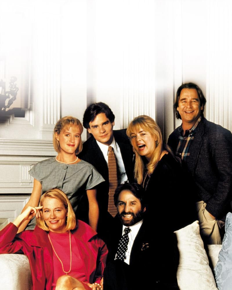 Married To It Mary Stuart Masterson Cybill Shepherd Robert Sean