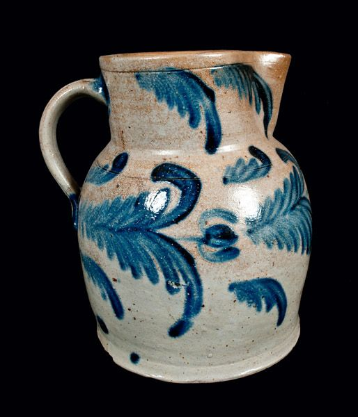 Baltimore Pitcher ca 1860