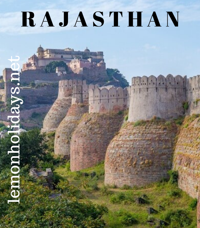 Explore Rajasthan. Let's take a journey to India ! See