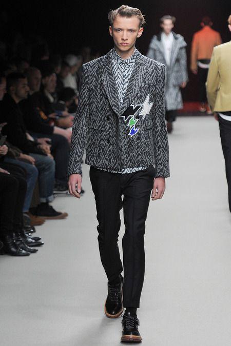 Kris Van Assche | Fall 2014 Menswear Collection | Style.com