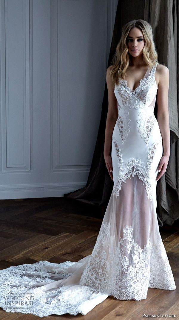 Pallas Couture 2016 Wedding Dresses — La Haute Bijoux Bridal ...